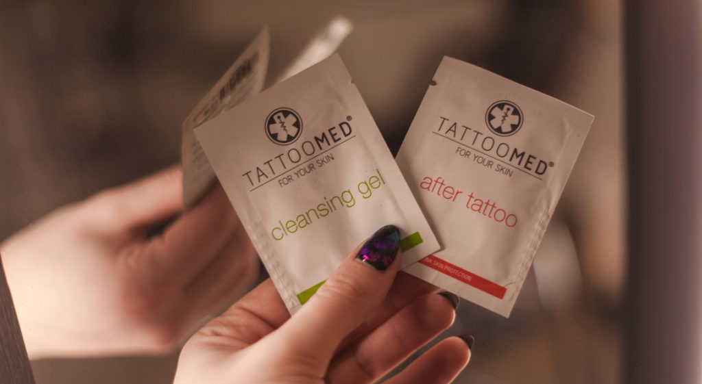 tattoomed aftercare