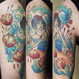 Tattoo aasta pärast tegemist