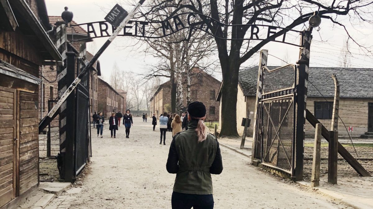 Tattoos <b>in Auschwitz?</b>