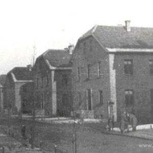 I. vangilaager. Foto tehtud pärast sõda.