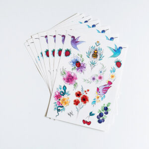 ­­Temporary tattoos